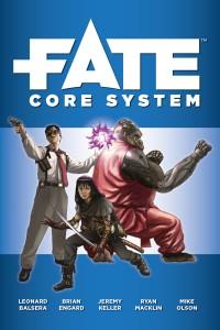 Fate Core er en 300+ siders innbundet som selges for $25 noe som er rundt 180 kr.