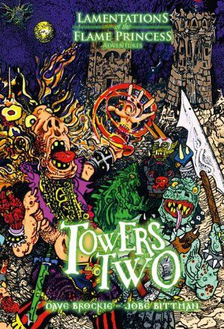 TowersTwoCoverDisplay